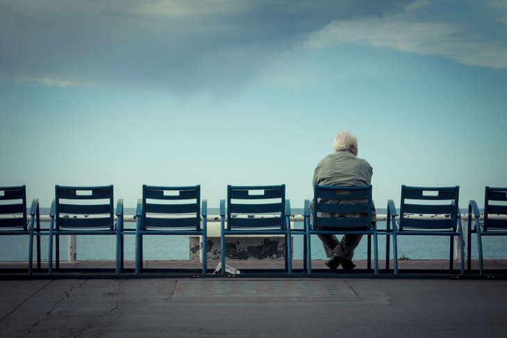 The Complicated Case of Elderly Loneliness