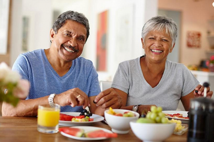 Planning a Healthy Diet for Older Adults