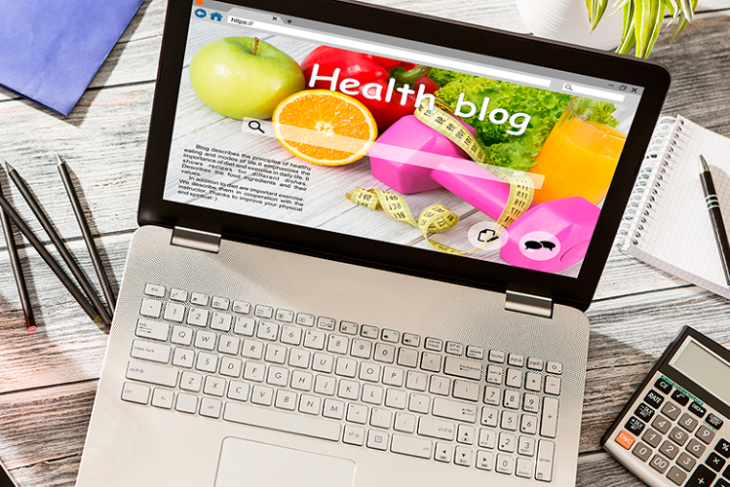Starting Your Own Health and Wellness Website